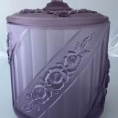 Amethyst Large Lidded Pot side 1934 c. Jayne C Morgan.jpg